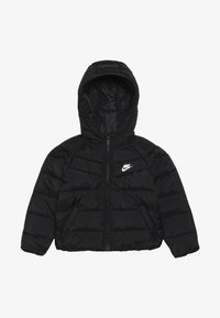 Nike Sportswear - FILLED JACKET BABY - Winter jacket - black