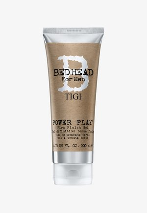 BED HEAD POWER PLAY FIRM FINISH GEL 200ML - Produit coiffant - neutral