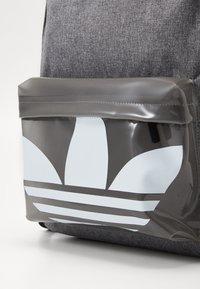 adidas Originals - CLASSIC - Rucksack - black - 3