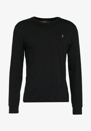 T-shirt à manches longues - polo black