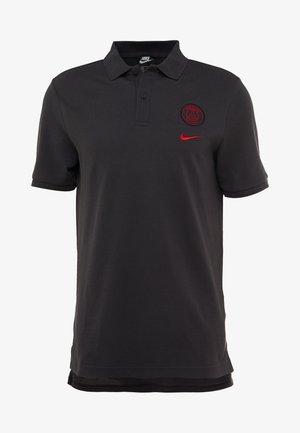 PARIS ST GERMAIN - Club wear - oil grey/obsidian/university red