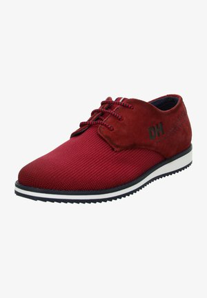 CHANDLER - Lace-ups - rot
