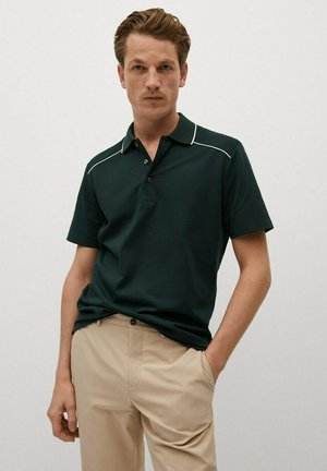 PIPE - Poloskjorter - dunkelgrün