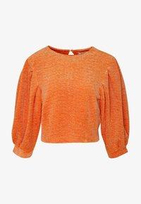 Monki - OLLY - Topper langermet - orange - 4