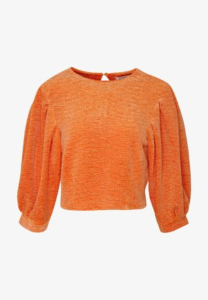 OLLY - Longsleeve - orange