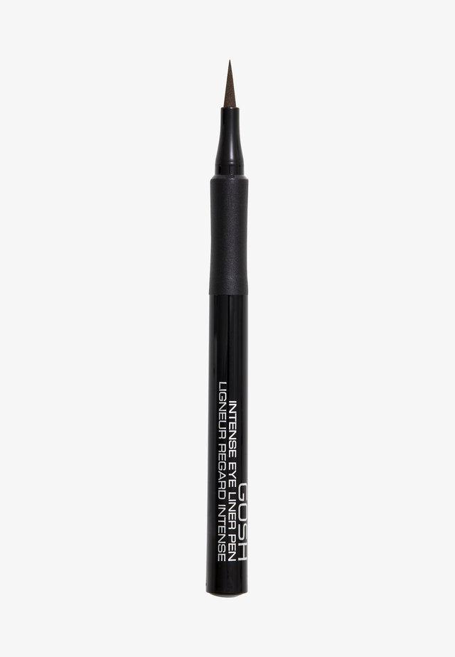 INTENSE EYE LINER PEN - Eyeliner - 03 brown