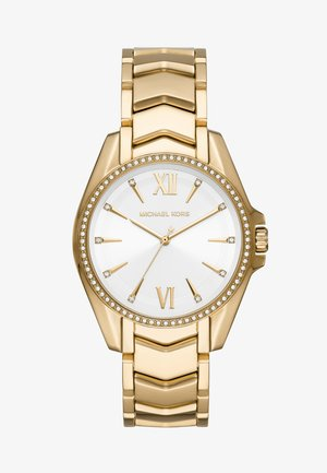 WHITNEY - Uhr - gold-coloured
