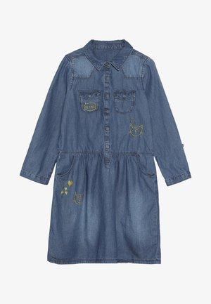 DRESS - Denimové šaty - denim