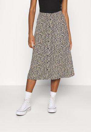 SODOT - Áčková sukně - navy blazer