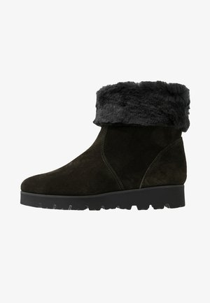 Platform ankle boots - mimetico