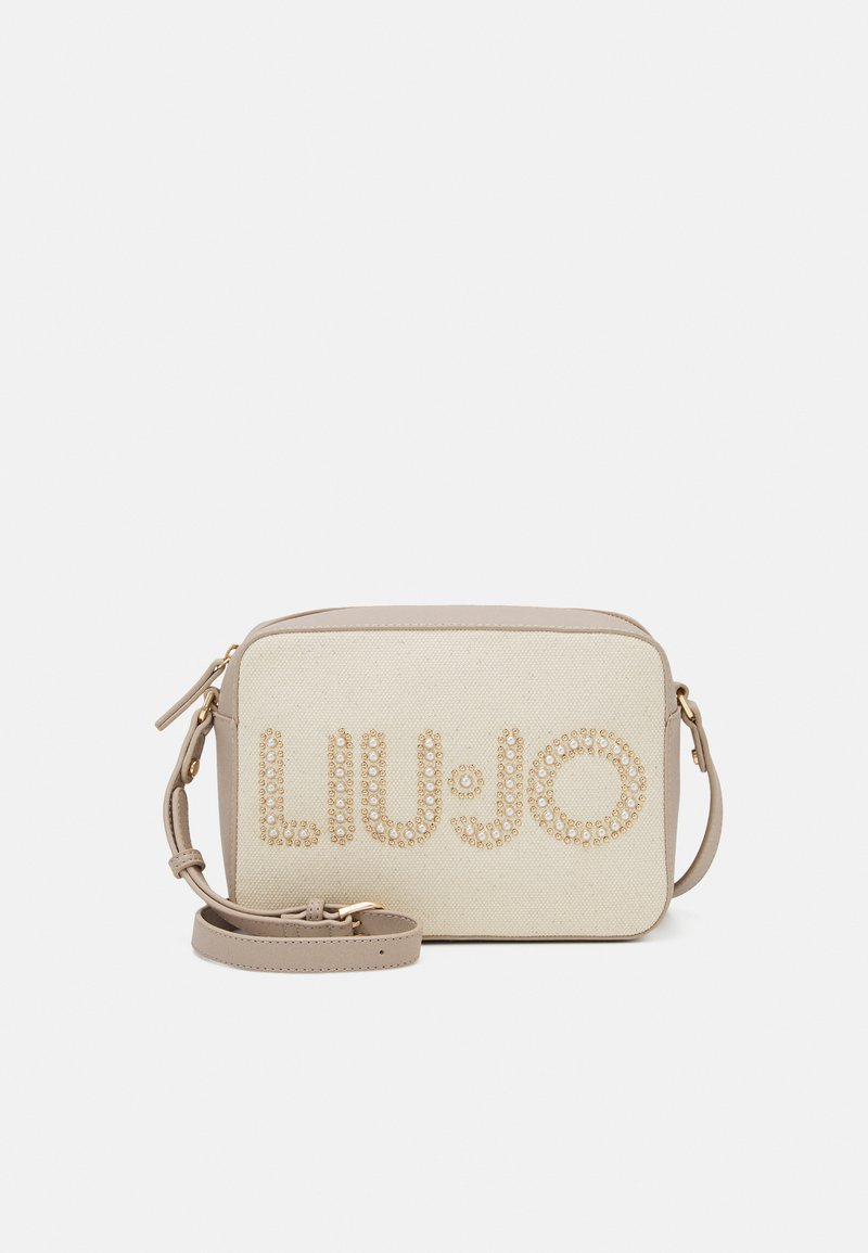 LIU JO - CROSSBODY - Across body bag - natural