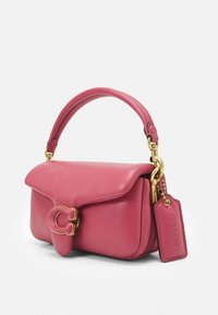 Coach - COVERED CLOSURE PILLOW TABBY SHOULDER BAG  7 - Handtasche - rouge - 3