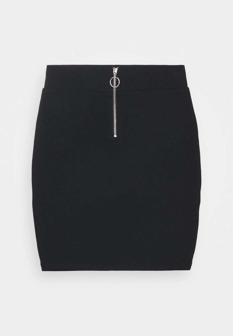 New Look 915 Generation - TUBE SKIRT - Mini skirts  - black
