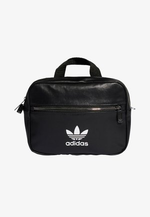 ADIDAS ORIGINALS MINI AIRLINER RUCKSACK - Axelremsväska - black