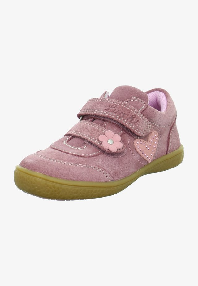 TURA - Touch-strap shoes - rosa