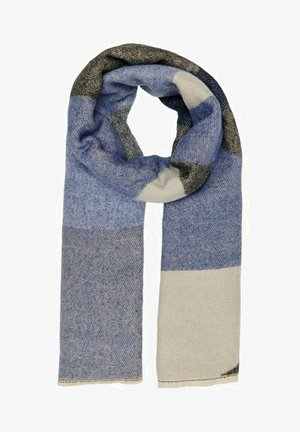 GRAFIKPRINT - Scarf - sodalite blue
