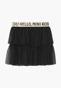 Mini Rodini - A-Linien-Rock - black - 1