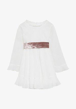 REBECA - Denní šaty - blanc cassé