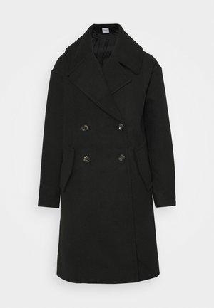 JDYSTORM BIG COLLAR JACKET  - Frakker / klassisk frakker - black