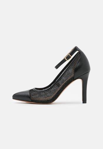 COMFORT - High heels - black