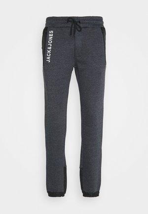 JJIWILL JJARCHER PANTS - Pantalon de survêtement - navy blazer melange