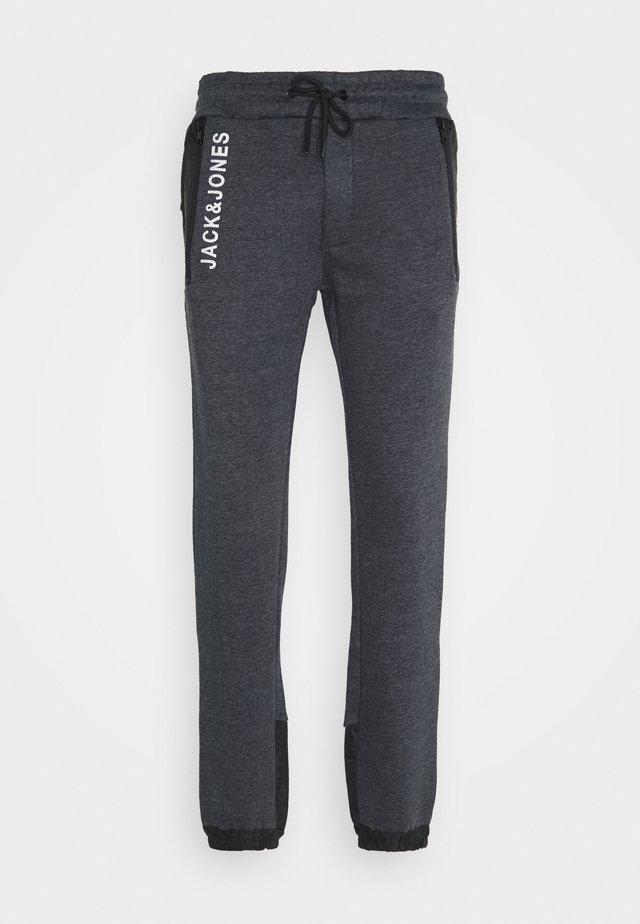 JJIWILL JJARCHER PANTS - Pantaloni sportivi - navy blazer melange
