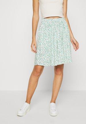 INAYA LEIA SKIRT - A-line skirt - green