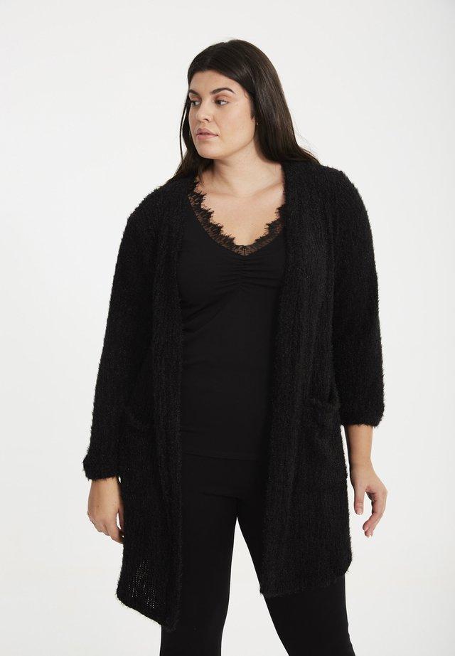 MIT TASCHEN - Vest - black