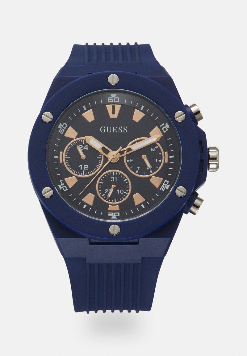 Guess - Kronografklockor - blue