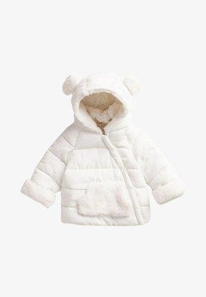 Winter jacket - blanc cassé