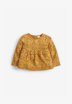 FRILL - Blouse - yellow