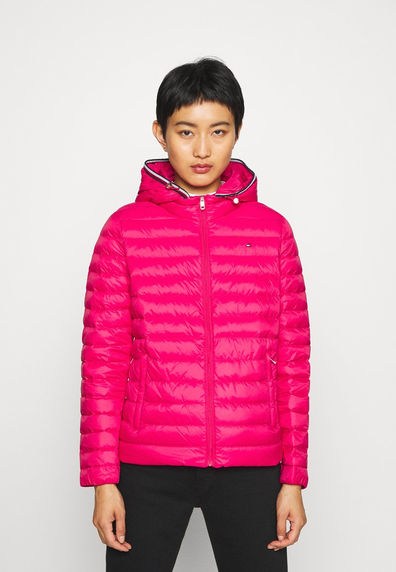 Tommy Hilfiger - ESSENTIAL - Doudoune - ruby jewel