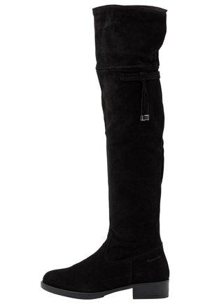 BOOTS - Stivali sopra il ginocchio - black