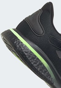 adidas Performance - SUPERNOVA - Neutral running shoes - black - 7