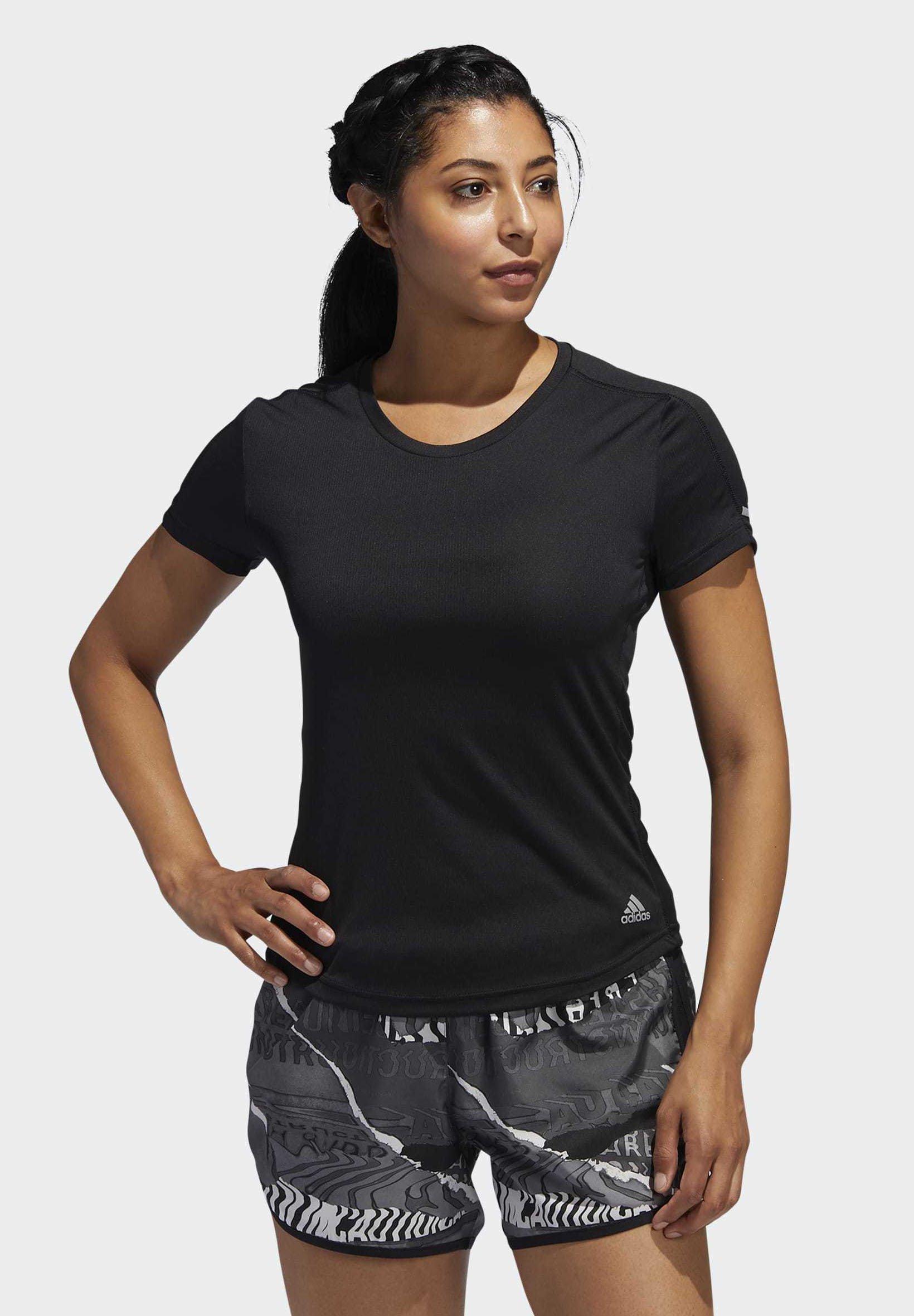 Damen RUN IT TEE - T-Shirt basic