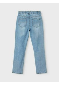 LMTD - HIGH WAIST - Slim fit jeans - light blue denim - 3