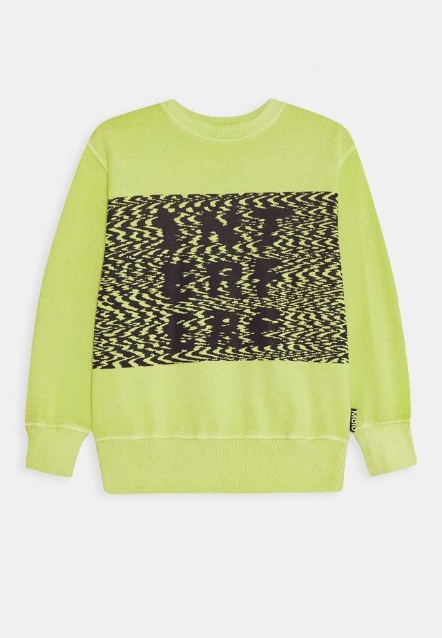 MATTIS - Sweatshirt - acid lime