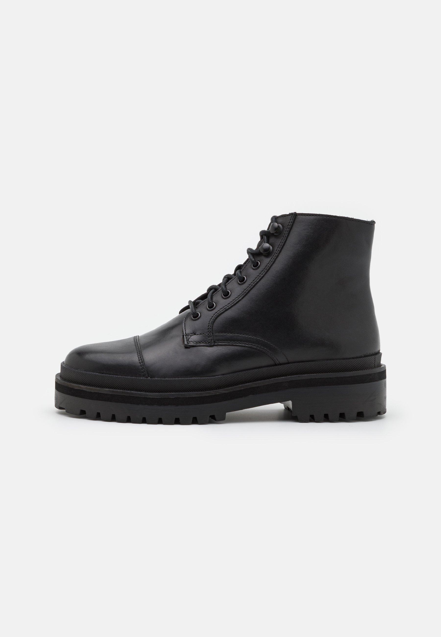 Men ASTORIA TOE CAP BOOT - Lace-up ankle boots