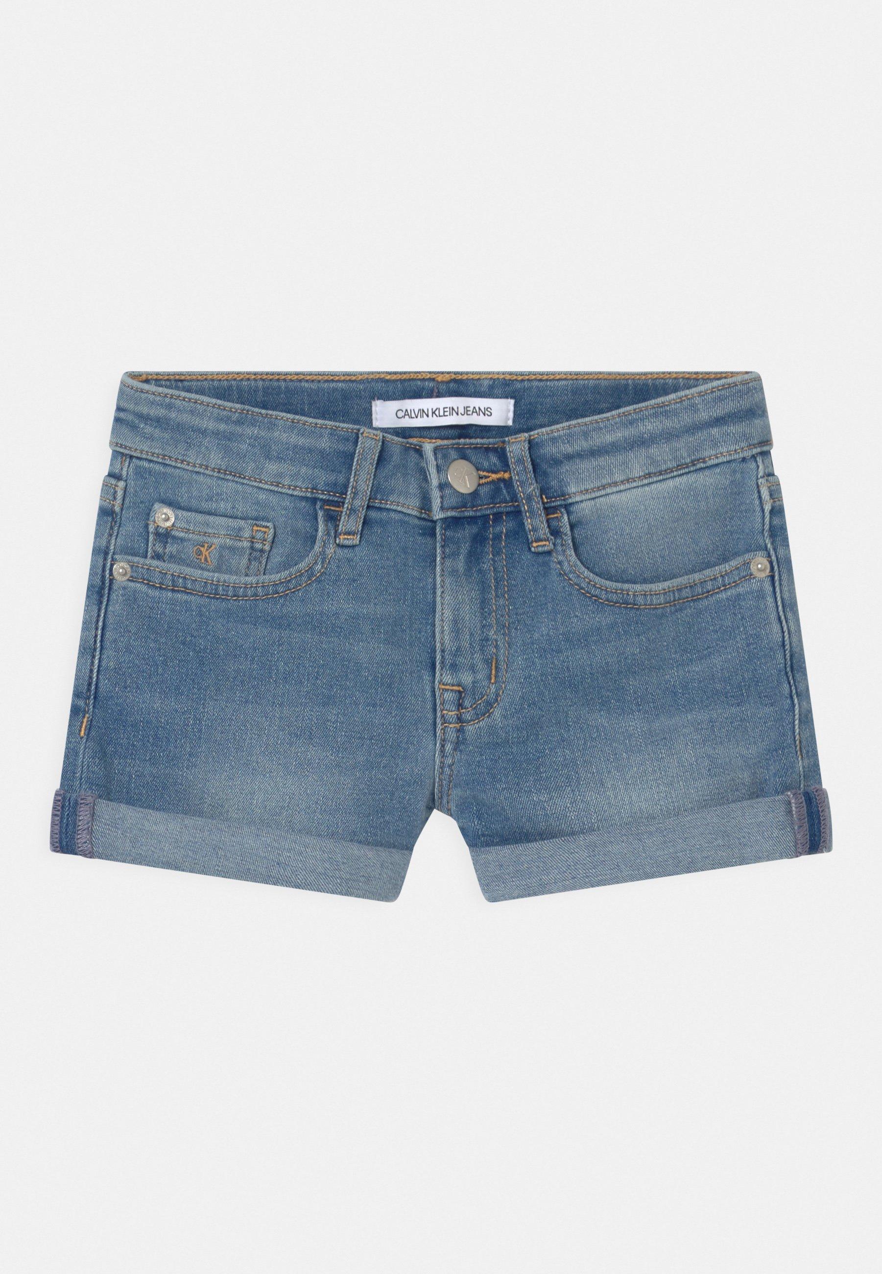 Kinder SLIM - Jeans Shorts