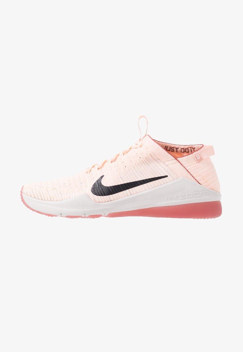 Nike Performance - AIR ZOOM FEARLESS FK 2 - Sportovní boty - echo pink/oil grey/light soft pink/light redwood