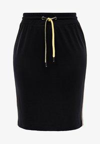 Triangle - A-line skirt - black - 4