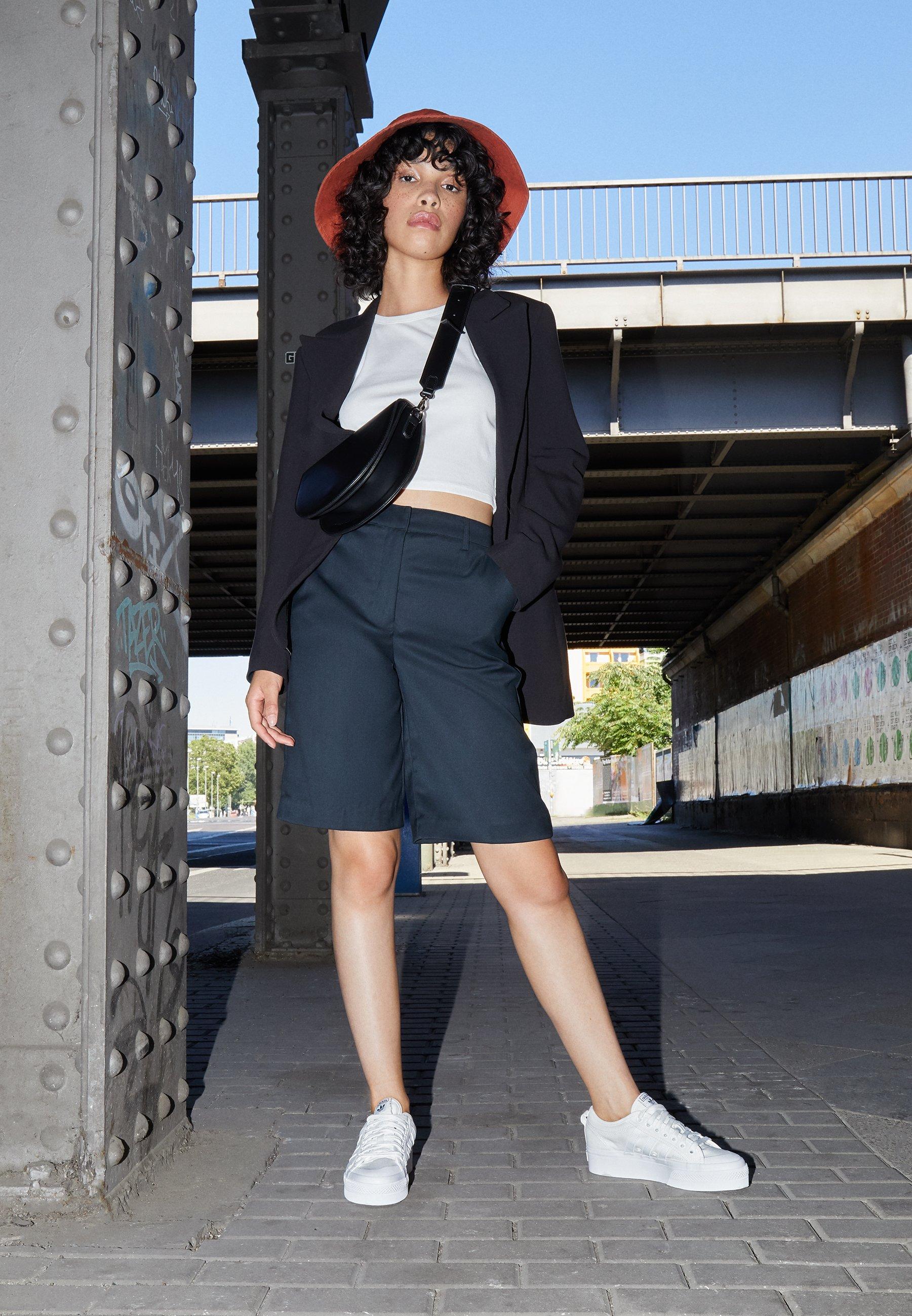 adidas originals nizza platform femme
