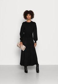 InWear - TIVO DRESS - Jumper dress - black - 1