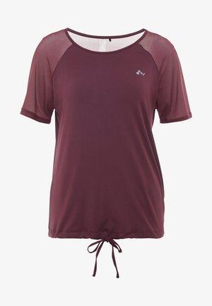 ONPJAVA TEE - Print T-shirt - fig