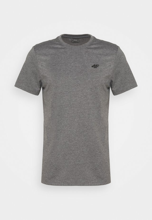 Men's T-shirt - Basic T-shirt - grey