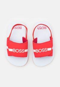 BOSS Kidswear - LIGHT  - Sandales - bright red - 3