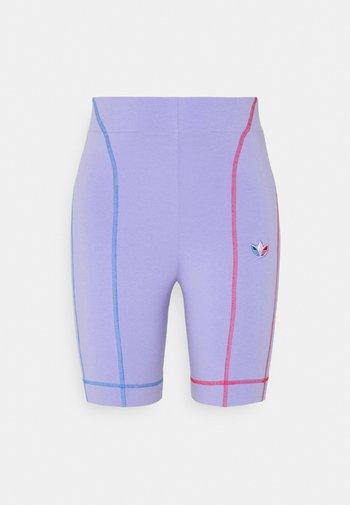 Shorts - light purple