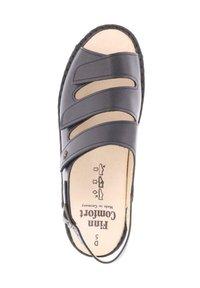 Finn Comfort - Sandals - nappaseda schwarz - 3