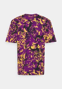 adidas Originals - Print T-shirt - glory purple - 1