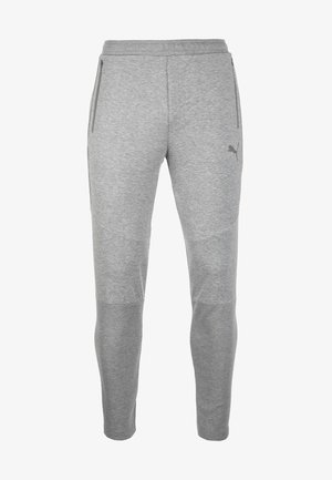 Tracksuit bottoms - medium gray